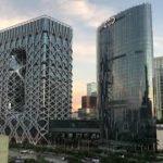マカオ・コタイ地区の統合型リゾート(IR)群 Integrated Resorts in Cotai, Macau