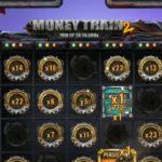 【オンラインカジノ】MONEY TRAIN2 マネトレ